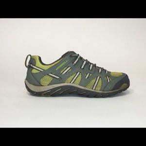 MERRELL WATERPRO SZ 8 VENTED ATHLETIC WATER SHOES